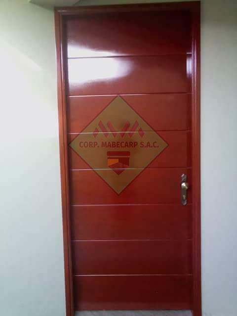 Carpintería en Madera