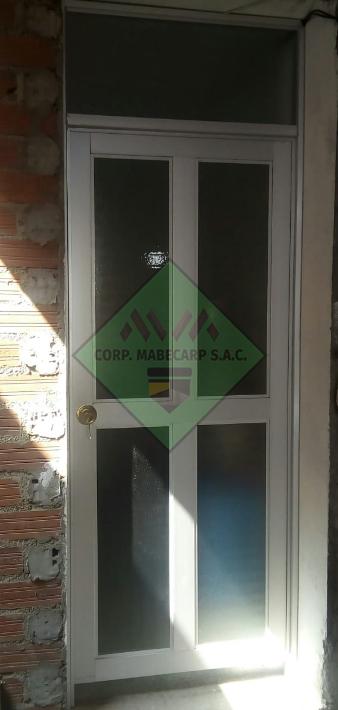 Carpintería de Vidrio y Aluminio